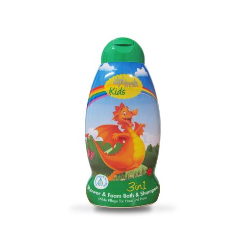 Tắm, Gội 3 in 1 Alpi Fresh Kids