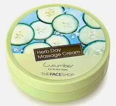 KemHerb Day Massage Cream The Face Shop
