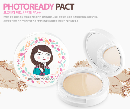 Phấn nén Photoready pact Too Cool For School SPF25 PA++ 10g