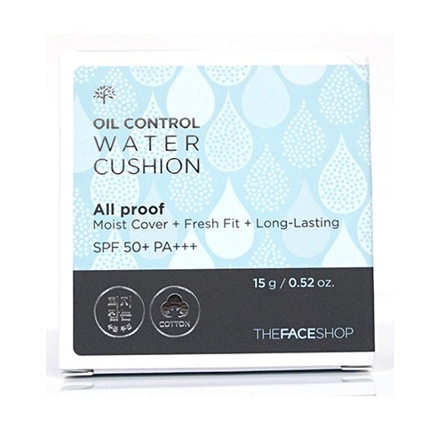 Phấn Nước Oil Control Water Cushion All Proof