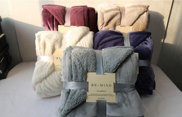 chăn lông cừu Remind