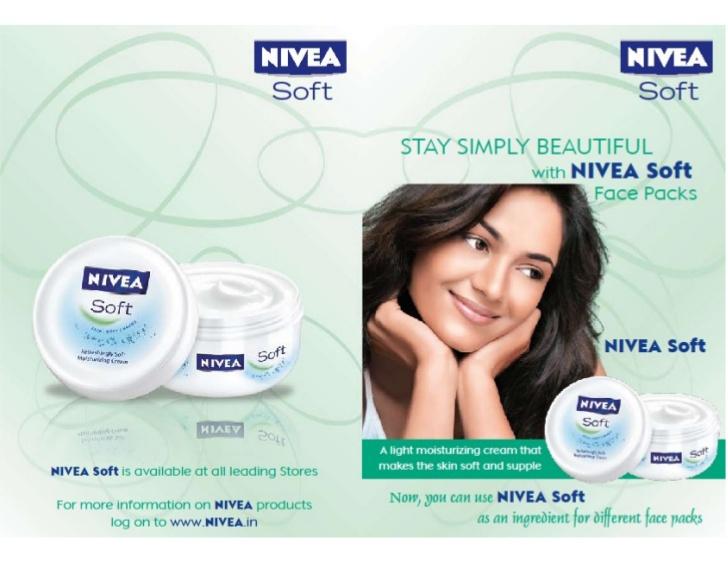 Nivea Soft