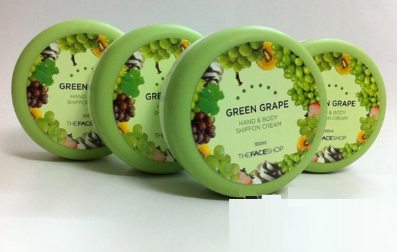 Kem Green Grape hand & body