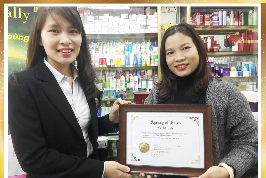 Bán buôn mỹ phẩm Hàn Quốc rẻ nhất Hà Nội