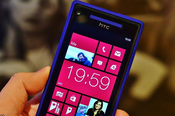 Trên tay và đánh giá HTC 8x