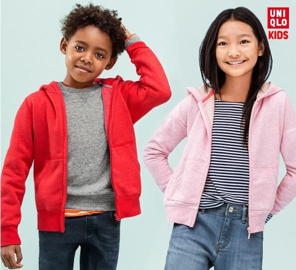 Bán buôn quần áo Uniqlo trẻ em